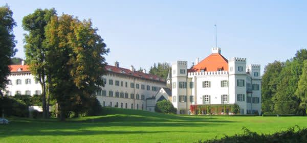 Schloss Possenhofen am Starnberger See