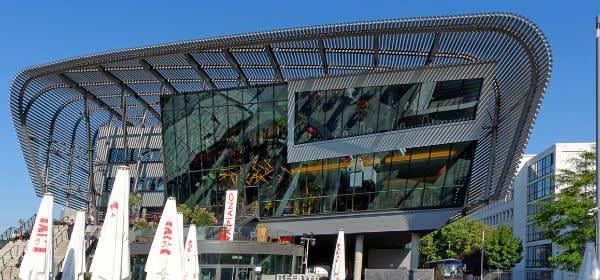 Der Zentrale Omnibusbahnhof in München