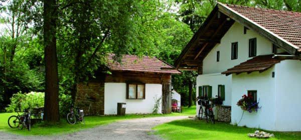 Das Bauernhausmuseum in Erding.