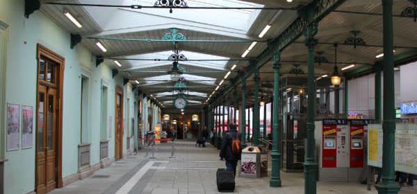 Bahnhofshalle Pasing