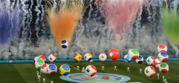 Eröffnungsfeier der UEFA EURO 2020 in Rom