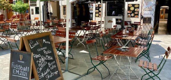 Public Viewing im Dubliner Irish Pub am Platzl