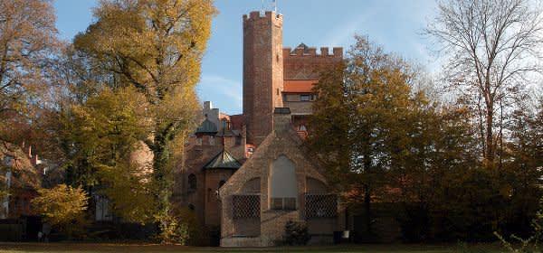 Burg Schwaneck in Pullach
