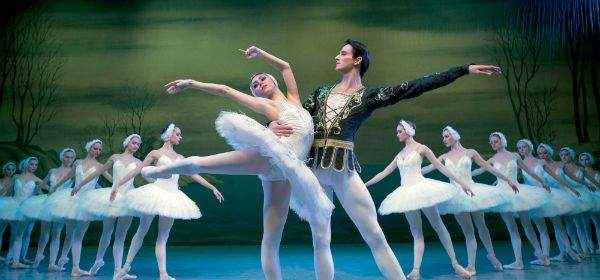 Schwanensee-Ballett
