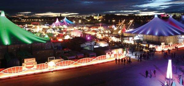 Tollwood Winterfestival 2014