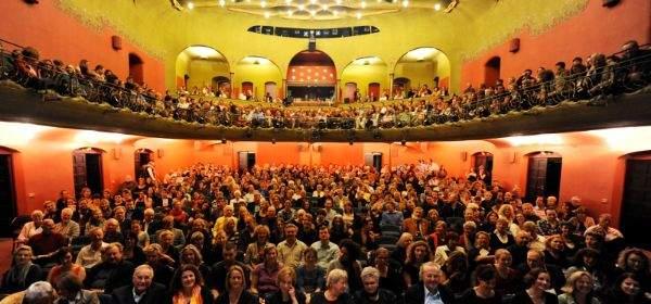 Publikumsbild beim Dramatikerpreis