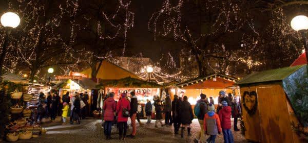 Haidhauser Weihnachtsmarkt 2017
