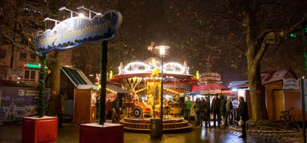 Neuhauser Weihnachtsmarkt 2017