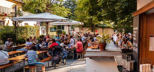 Muffatbiergarten