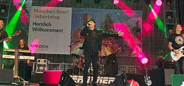 Stadtgründungsfest Band
