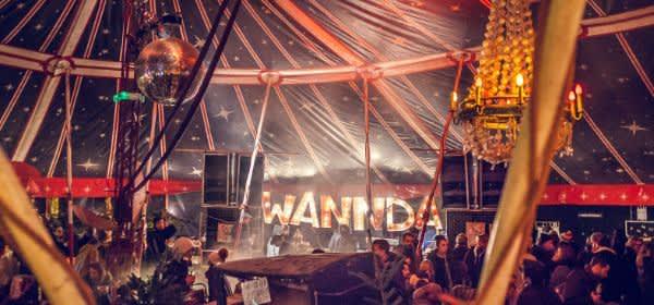 Impression vom Wannda Circus