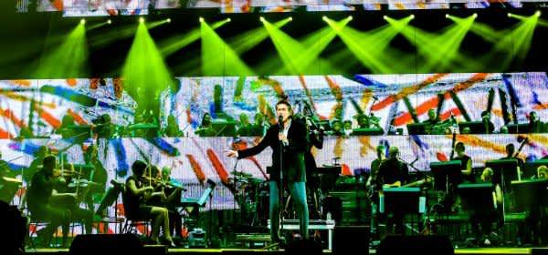 Bryan Ferry bei Night of the Proms