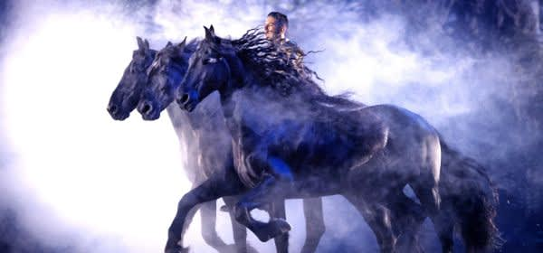 Cavalluna - die neue Pferdeshow der Apassionata-Macher