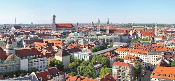 Münchner Altstadt