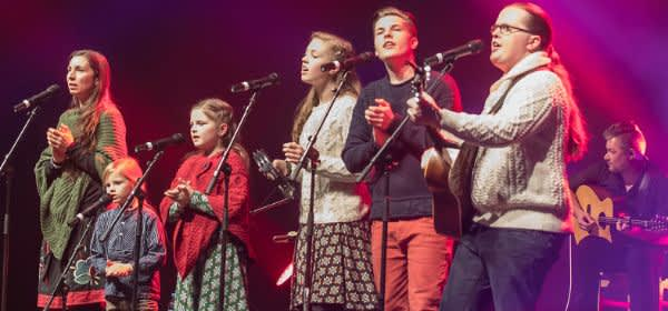Angelo Kelly und Family
