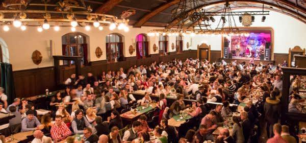 Starkbierfest im Augustinerkeller 2018
