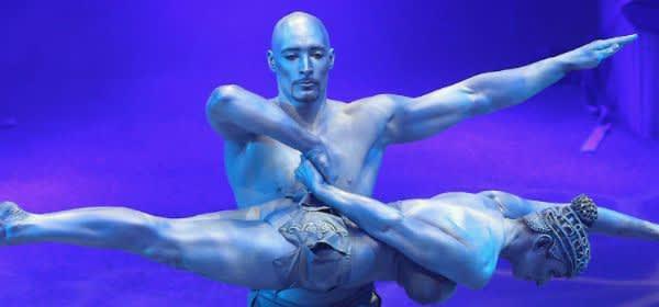 Circus Krone: Das Duo Silver Power aus Ungarn