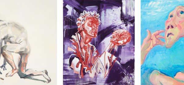 Martin Kippenberger - Maria Lassnig: Body Check