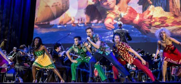 """Disney in Concert - """"Wonderful Worlds"""""""