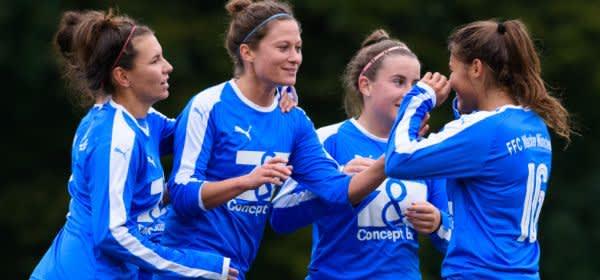 Der FFC Wacker München ist einer der traditionsreichsten Frauenfußall-Vereine Deutschlands