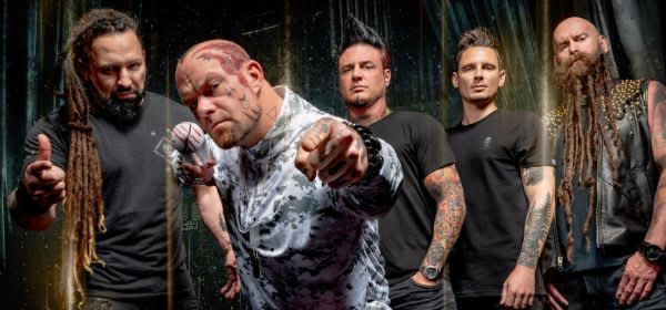 Five Finger Death Punch in der Olympiahalle