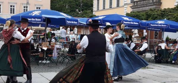 Dult mal anders in Tracht