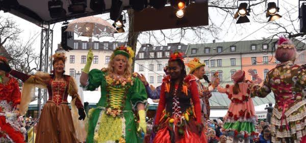 Tanz der Marktfrauen 2020