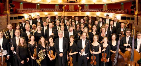 Das Orchester des Staatstheatres am Gärtnerplatz.