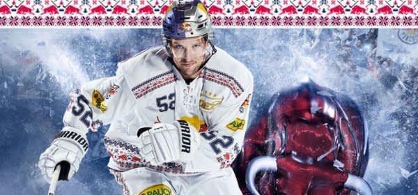 Weiße Weihnacht beim EHC Red Bull München