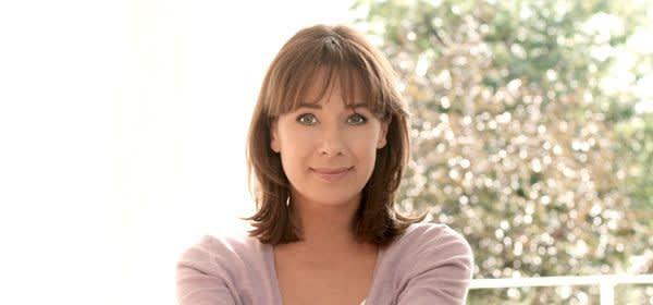 BR-Fernseh-Moderatorin Sabine Sauer