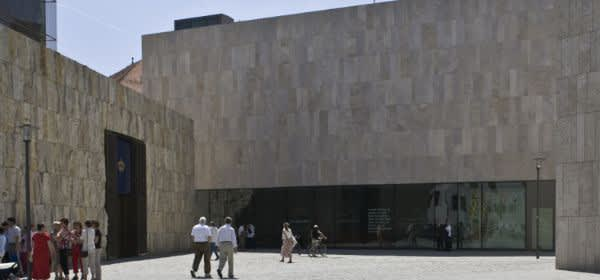 Das jüdische Zentrum am St.-Jakobs-Platz
