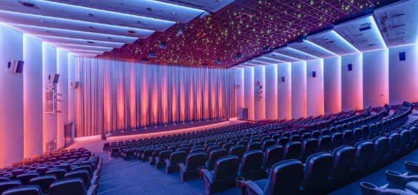 Kinosaal im Mathäser