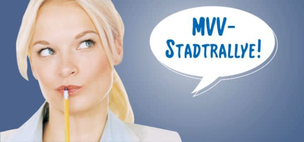 MVV Stadtrallye