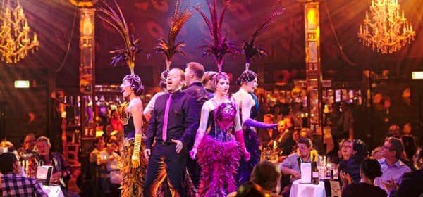 Schuhbecks teatro: Showtime