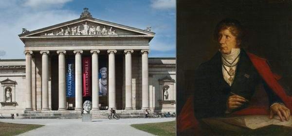 Leo von Klenze und die Glyptothek