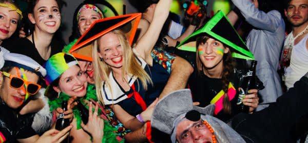 Fasching, Karneval, Party