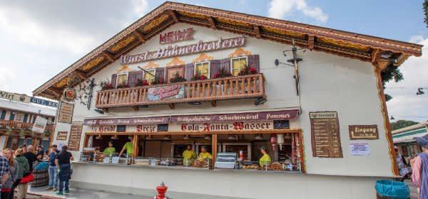 Heinz Wurst- und Hühnerbraterei