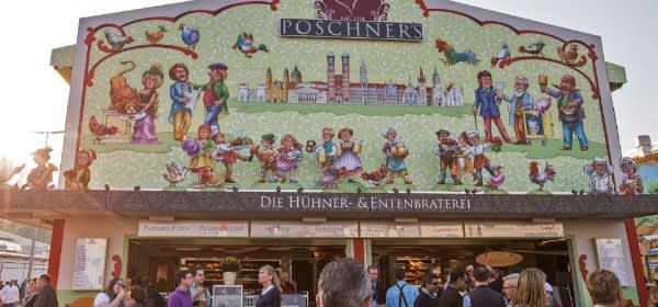 Poschner's Hühner- und Entenbraterei
