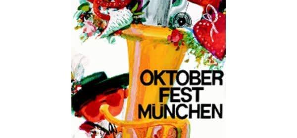Oktoberfestplakat 1963