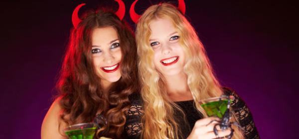Die früheste Halloween Nacht der Münchner Clubs