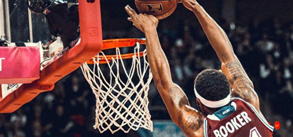 Playoff-Viertelfinale: FC Bayern Basketball - Basketball Löwen Braunschweig