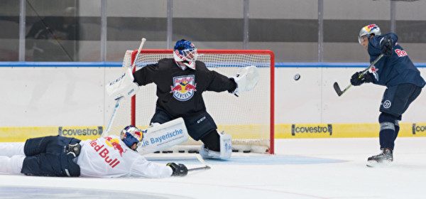 EHC Red Bull München - Augsburger Panther