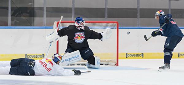 EHC Red Bull München - Schwenninger Wild Wings