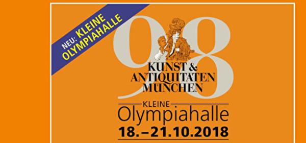 98. Kunst und Antiquitäten München