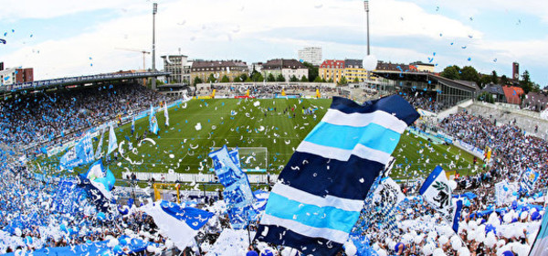 TSV 1860 München - Chemnitzer FC