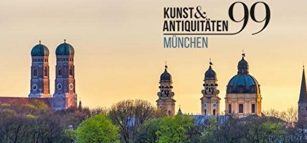 99. Kunst und Antiquitäten München