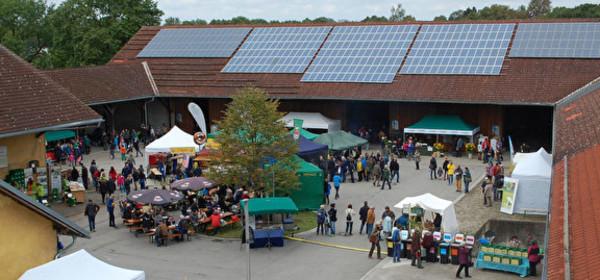 Ökologisches Hoffest