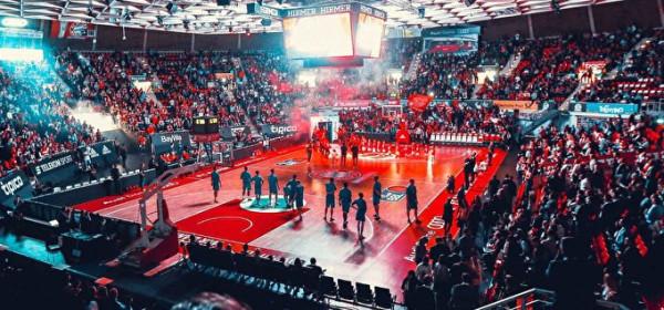 FC Bayern Basketball - EWE Baskets Oldenburg