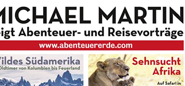 Michael Martin: Abenteuer Erde