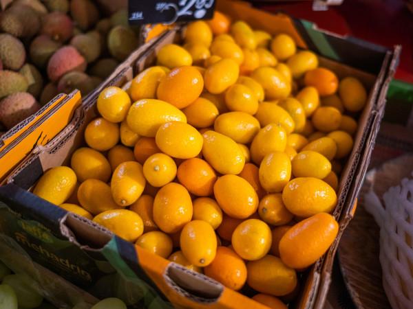 Kumquats vom Viktualienmarkt